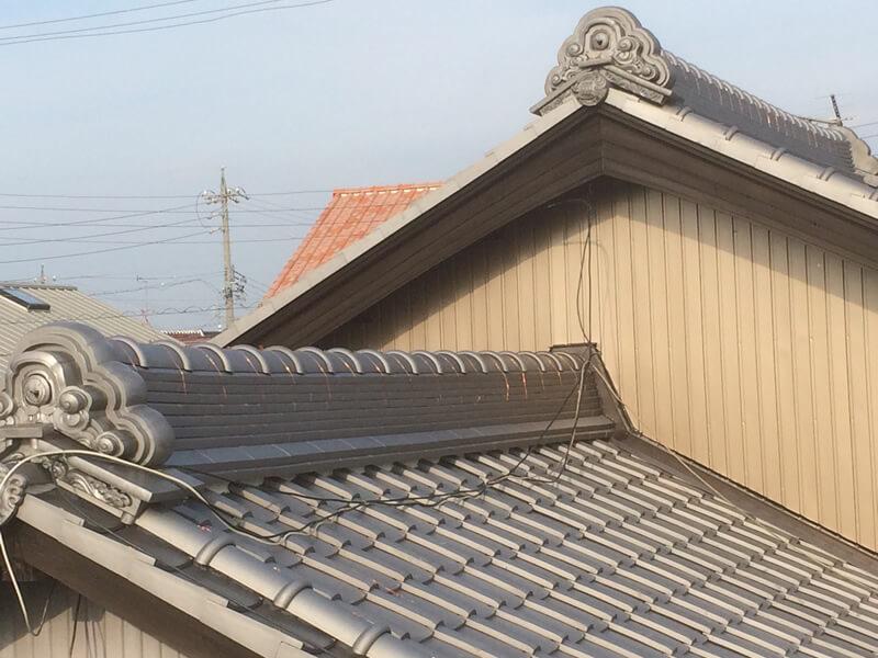 屋根葺せ替え工事 施工後